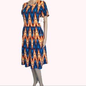 LuLaRoe Amelia UNICORN dress NEW sz 2X NWT
